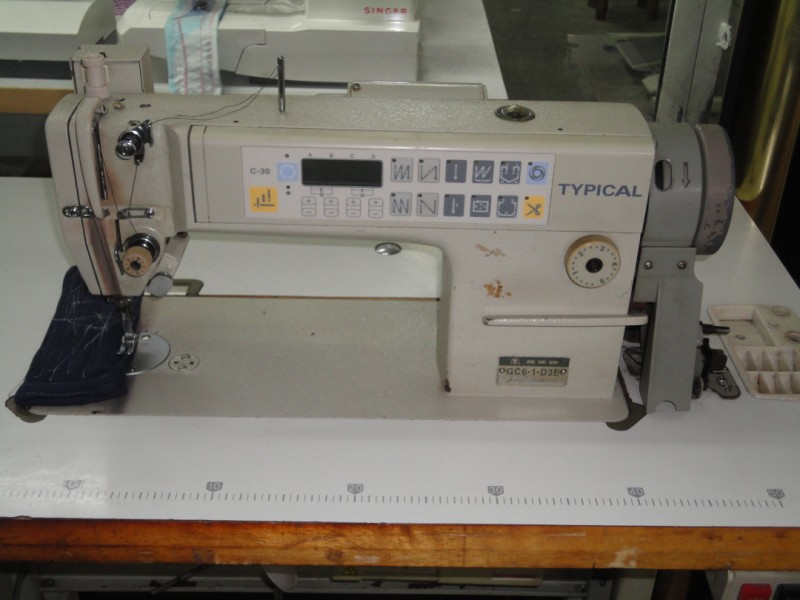 Elektronik Diki� Makinas� Typical C30