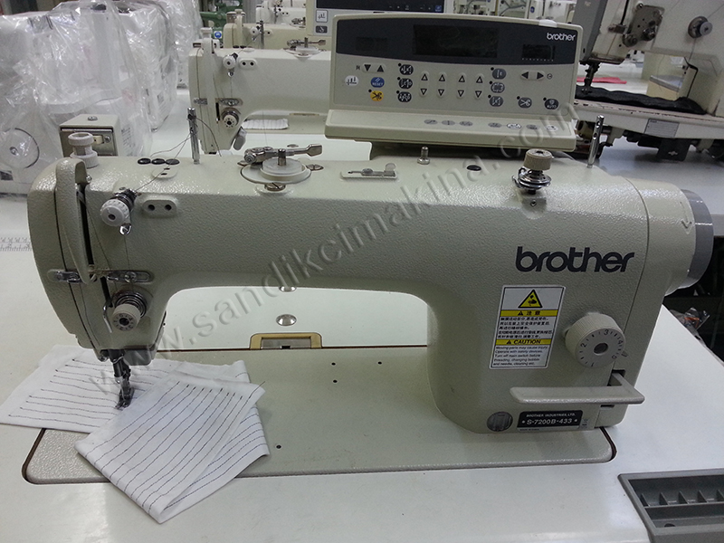 Brother 7200b Elektronik D�z Diki� Makinas�